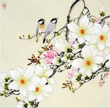 26 best chinese bird flower painting images on chinese flowers