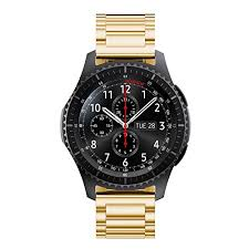 huawei classic. gear s3/huawei classic 2 bands, elobeth for samsung s3 stainless steel bands link bracelet strap huawei /