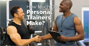 how much do personal trainers make issa