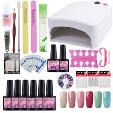 Kopen Goedkoop Manicure Set Tools Nail Kit 36 W Uv Led Lamp Gel