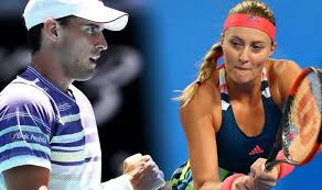 10 years ago, after the tournament in kitzbuehel, dominic thiem first appeared in the atp rankings at position 946. Dominic Thiem Girlfriend The Real Reason Dominic Thiem And Kristina Mladenovic Broke Up Tennis Sport Express Co Uk
