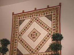 Corner Dreamcatcher Quilt On New Wallhanging System Wall Hanging ... & ... Quilt Wall Hangers · •. Picturesque ... Adamdwight.com