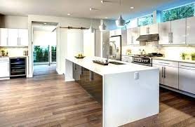 waterfall edge countertop interior what is a waterfall to or not style edge s entertaining harmonious waterfall edge countertop