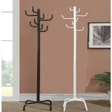 Powder Coat Racks New Metal Coat Rack Stand Tree Hat Rack Hanger Hall Umbrella Hook 83
