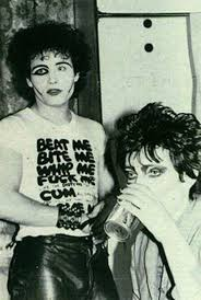 adam ant and siouxsie sioux