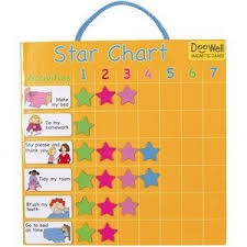 Fiesta Crafts Magnetic Star Chart T 2338