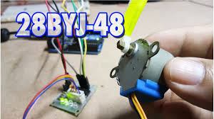28byj 48 stepper motor and uln2003 arduino tutorial