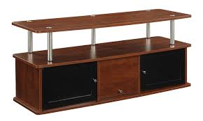 Amazon.com: Convenience Concepts Designs2Go TV Stand with 3 ...