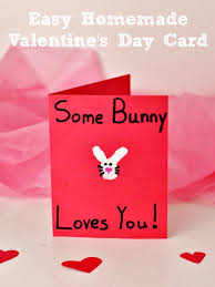 homemade valentine s day cards for kids. Simple For Easy Homemade Valentineu0027s Day Card Throughout Valentine S Cards For Kids E