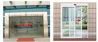 single pocket doors. automatic sliding door mechanism style single pocket doors o
