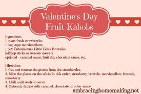 valentine s day fruit kabobs recipe