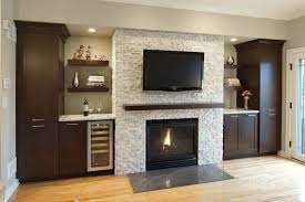 tile over brick fireplace diverse family room designs from the design collection bathroom tile over brick