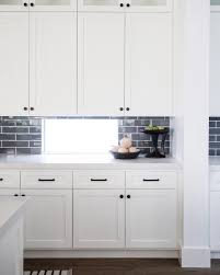 Kitchen Details From Our Modern Farmhouse Project White Cabinetry