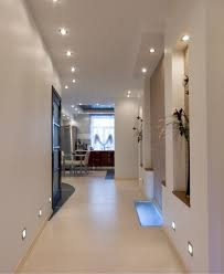 contemporary hallway lighting. Modern Ceiling Light Fixtures For Hallways With Recessed Floor Lighting And Contemporary Flooring Ideas Hallway H