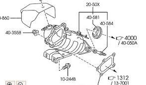 2008 mazda cx 7 automechanic exhaust diagram