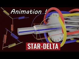 Understanding Star Delta Starter Youtube