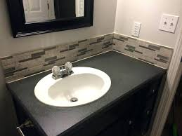 painted bathroom terrific best spray paint ideas on stone can you laminate i my countertop
