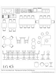 Free Restaurant Seating Chart Maker Free Cad Blocks Restaurant And Bar