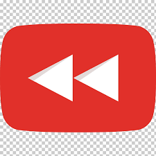 Youtube Clipart Youtube Rewind Television Channel Video Rewind Png Clipart