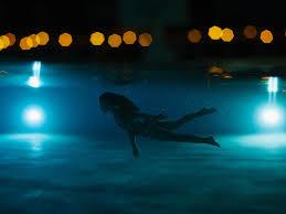 pool water at night. Pool Water At Night