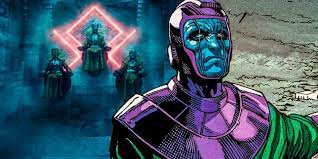 Kang Is Behind The Fake Time-Keepers ...