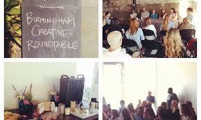 creative roundtable solves problems brings innovators together