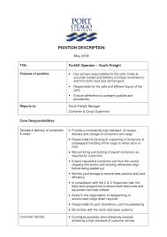 Warehouse Job Duties Resume Templates Warehouse Worker Sample Job Description Best Solutions Of 18