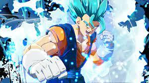 Dragon Ball Z Vegito Blue Wallpapers ...