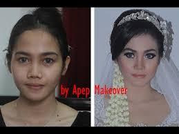 2016 makeup wedding kebaya modern tutorial bridal wedding makeup pengantin