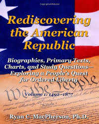 Amazon Com Rediscovering The American Republic Biographies
