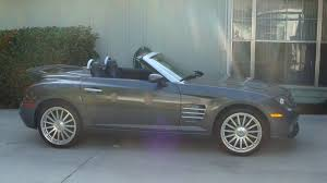 chrysler crossfire srt6. 2005 chrysler crossfire srt6 roadster picture mods upgrades srt6