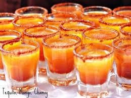 a mexican candi shot