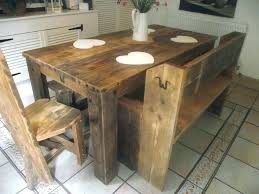 handmade oak dining tables handmade oak dining tables kitchen table top furniture solid