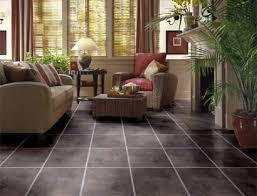 dark brown floor tiles in the living room floor tile best floor tiles for living room