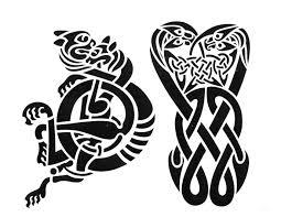 скандинавские узоры татуировки более 25 лучших идей на тему