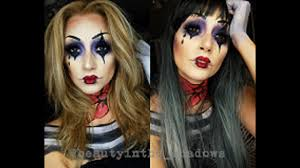 fun and easy mime makeup