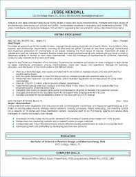Sample Procurement Resume Artemushka Com