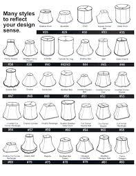 how to measure a lamp shade lamp shades measure lamp shade harps