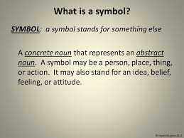 what is symbolism understanding symbolism in literature ppt  2 what