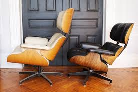 The design of the base also affects the incline of the chair. Vintage  knock-offs (and some modern ones) try to make the chair into more of a  recliner by ...