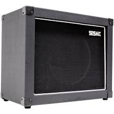 1x12 Guitar Cabinet Empty Black Tolex With Black Cloth Grill Empty 1x12 Guitar Cabinet