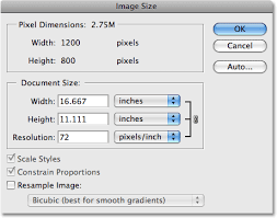 High Def Resolution Chart How Image Resolution Affects Print Quality Photoshop Tutorial