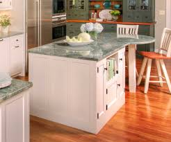 ... Inspiring Kitchen Design Ideas Using Custom Made Kitchen Islands :  Contempo Ideas For U Shape Kitchen ...