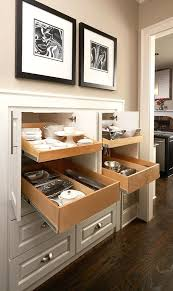 roll out drawers for kitchen cabinets