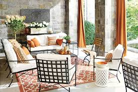 the porch furniture. Porch Furniture With Seating And Tables The