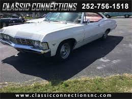 1967 Chevrolet Impala for Sale on ClassicCars.com - 21 Available