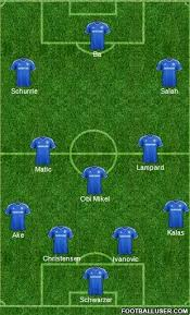 The winger has featured off the bench three times since the international break, and has now been deemed fit enough to start his first blues game. Team News Liverpool Vs Chelsea 2014 Starting Lineups