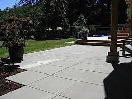 cement patio concrete patio paver patio