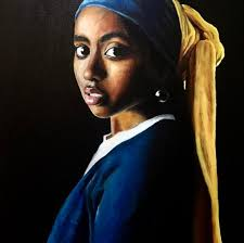 girl with a pearl earring painting history 1