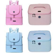 <b>USB UV Sterilizer</b> Bag <b>LED</b> UVC Portable Disinfection Box for Bottle ...